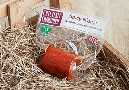 Chiltern Charcuterie Spicy N'duja