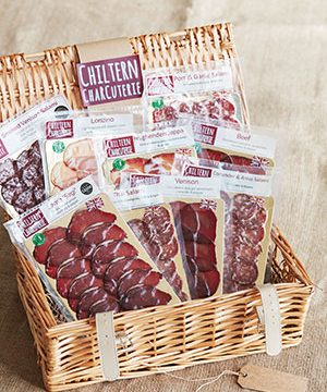 Chiltern Charcuterie Hamper Small